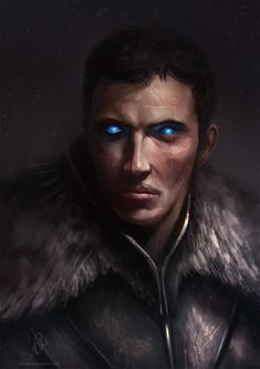 Infused magic, Inspiration for Horizon Walker Ranger/ Celestial Warlock Pact of the Tome or Chain. Fantasy Male, Fantasy Rpg, Medieval Fantasy, Dark Fantasy, Fantasy Portraits, Character Portraits, Dnd Characters, Fantasy Characters, Fantasy Inspiration