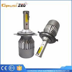 2017 New product, LED Car Headlight, H1 H4 H7 H11 CREES LED Headlight Bulbs led headlight bulb