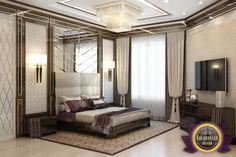 Exclusive luxury Furniture for Master Bedroom