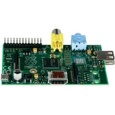Mainboard (Motherboard) Raspberry PI Model A Prozessor ARM1176JZF-S Prozessor 700 MHz