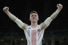 Nile Wilson: Bronze in the horizontal bar event (16 August)