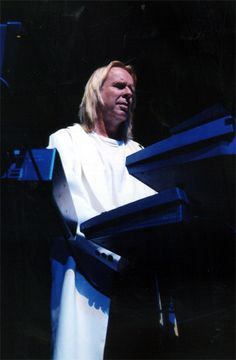 Rick Wakeman.....Genius Progressive Rock  Keyboardist