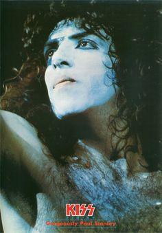 Paul Stanley, Kiss Images, Kiss Pictures, Kizz Band, Kiss Without Makeup, Paul Kiss, Detroit Rock City, Vinnie Vincent, Eric Carr