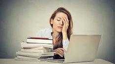 Le stress peut engendrer beaucoup de fatigue