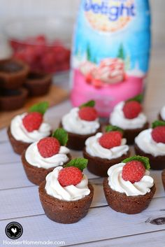 Chocolate Cookie Cup