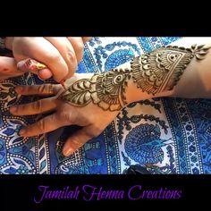Henna for Z! - Henna for Z! Henna Hand Designs, Henna Tattoo Designs, Henna Tattoos, Mehndi Designs Finger, Henna Tattoo Kit, Indian Mehndi Designs, Mehndi Designs For Girls, Mehndi Designs For Beginners, Bridal Henna Designs
