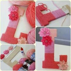 Valentines day for your valentine ♥♥ your latter and your colors