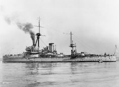 HMS Dreadnought - with 10 x 12 in guns when no other battleship of the time (1906) mounted more than 4, plus turbines in place of reciprocating engines, she gave her name to a whole naval era. She was also the only battleship ever to sink a submarine, ramming U 29 in 1915.