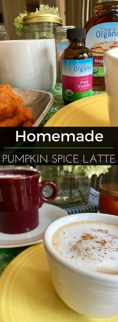 Make your own PSL to