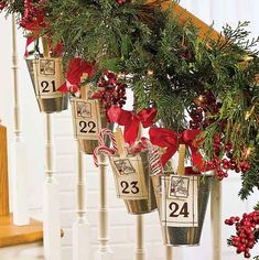 Christmas Garland Ideas | Christmas Celebrations