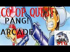 Co-Op Quest- Pang! Arcade (Maelstrom & The Shark)
