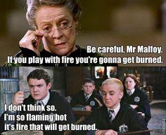 I hate Harry.I love Malfoy