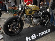 Ducati 600 cafe racer - Pesquisa Google