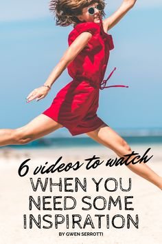 In the past few months there has been times when it has been difficult to keep my spirits up. There is so much negativity in the media and the doom and gloom can get a little overwhelming. When I feel a little overwhelmed, I seek out inspiration to lift my spirits and to get me motivated to continue to focus on my purpose.  I share my list of top 6 videos that have, in one way or another, inspired me. Entrepreneur, Mentally Strong, Mental Strength, You Are Worthy, Social Media Influencer, Dangerous Woman, Interesting Reads, Inspirational Videos, Losing Her