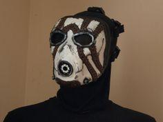 Borderlands Psycho Bandit v.1 BD Airsoft Mask  by HiddenAssassins, £109.00