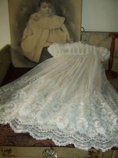 gorgeous antique lace