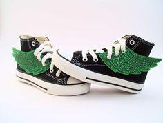 Zapatillas aladas Green