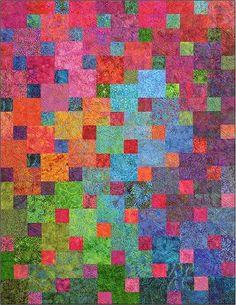 - Xanadu Quilt Pattern - The Virginia Quilter