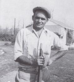 Joe T. Medeiros when he was younger.