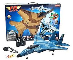 Rc #remote #radio control 2.4g 2ch f-15 #fighter plane - ready to fly,  View more on the LINK: http://www.zeppy.io/product/gb/2/281822365550/