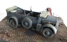 Kfz.12 Horch Personnel Car