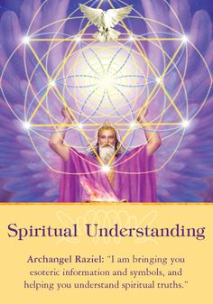 Oracle Card Spiritual Understanding | Doreen Virtue | official Angel Therapy Web site