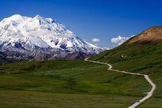 El estado norteamericano con mas parques nacionales es Alaska, con 8.