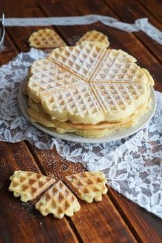 Cake Recipes Easy Homemade Simple - New ideas Yellow Cake Recipe Easy, Stork Cake, German Cake, Nutella Crepes, New Cake, Sweets Cake, Pancakes And Waffles, Homemade Soup, Easy Cake Recipes