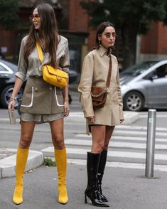 Iconic Womens Spring Style And Fashion Street Style Edgy, Street Chic, Street Style Women, High Street Fashion, Outfits Otoño, Winter Outfits, Fashion Outfits, Fashion Trends, Fashion Ideas