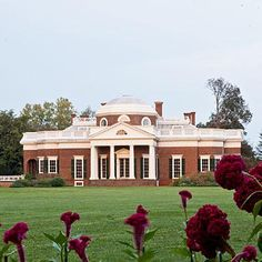 Monticello | Monticello  Where: Charlottesville, Virginia  When to go: Open daily; $24 for admission, including a house tour and a day pass to the grounds and visitor center; monticello.org | SouthernLiving.com