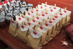 Goodie Bags, adults deserve them too.... ;)