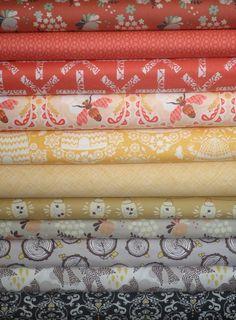Fabricworm Custom Bundle, Queen Bee @Corinne Abramowitz Abramowitz Story