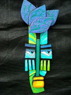 Ellen Phaff - we own several of her pieces. LOVE the whimsy