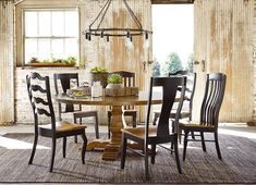 Bassett Furniture provides a great selection of round dining tables, kitchen tables, and accent tables to complete your room design.