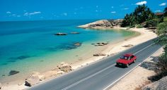 Bowen, Queensland, Australia. Townsville to Airlie Beach road trip.
