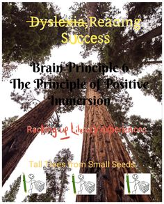 Dyslexia Reading Success Racking up literacy experiences How To Grow Taller, Daily Journal, Dyslexia, Literacy, Benefit, Journaling, Success, Positivity, Reading