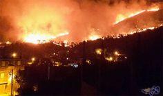 الجزائر تشهد موجة حر جديدة وألسنة النيران تلتهم الغابات: تشهد الجزائر موجة حر جديدة، وفاقت درجة الحرارة في بعض المحافظات 48 درجة مئوية تحت…