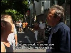 """""""Sociology is a Martial Art"""" - a documentary about Pierre Bourdieu via The Sociological Imagination blog"""