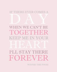 Baby girl nursery quote