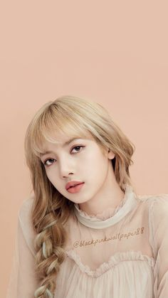 List of Beautiful Aesthetic Pink Wallpapers for iPhone 11 Pro Max Lisa Bp, Jennie Blackpink, Divas, Blackpink Concert, Kpop Lockscreen, Kpop Wallpapers, Pink Walpaper, Lisa Name, Lisa The Painful
