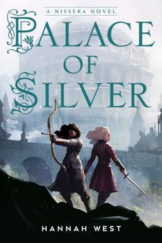 Today we're excited to celebrate the cover reveal for  Palace of Silver by Hannah West, releasing April 2020 from Holiday House! Before we get to the cover, here's a note from the author: Hey, readers! Fantasy Books To Read, Fantasy Book Covers, Cool Books, Ya Books, Hannah West, Books For Teens, Cover Design, Love Book, Book Recommendations