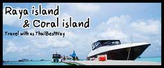 Travel with us ThaiBestWay Phuket Thailand, Island, Travel, Block Island, Viajes, Islands, Destinations, Traveling, Trips
