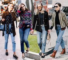 Spring Uniform: Jeans + Jacket