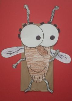 This Fly Guy puppet may be used as a fun activity for the children to complete after reading any of the Fly Guy books. Instruct the children to color all of the pieces before they cut them out. The wings can be colored a combination of pink, green, purple, red, or blue. Let the students use their imaginations! Preschool Lesson Plans, Preschool Crafts, Hands On Activities, Book Activities, Hi Fly, Man Crafts, Fly Guy, Library Lessons, Author Studies