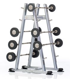 Barbell Racks and Storage Solutions for Garage Gyms