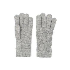 Updated vintage! Traditional knit gloves with a modern twist. Lace knit gives these gloves a delicate retro feel for today's fast paced world. While looking in fashion, you will also stay warm and cozy with the chenille plush fleece lining. Shorter cuffs ensures that you can easily put the gloves on under your jacket. While one size, knit construction allows for a bit of stretch to accommodate different hand sizes. Will become your go to pair in the cold winter, whether you are running…