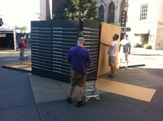 Before I Die in Raleigh, NC at SPARKcon (Sept. 15-16, 2012)