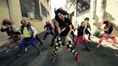 Zendaya's 1st Official Dance Video
