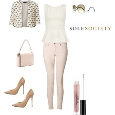 """""""solesociety"""" by francy78 on Polyvore"""
