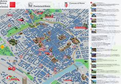 Mappa Rimini - Cartina di Rimini